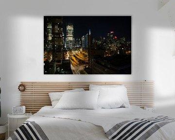 New York  von Leander Sinke