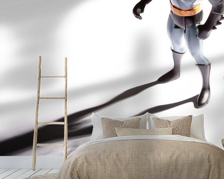 Impression: Batman Schatten sur Jan Brons