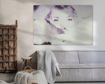 Gezicht Winter van Christine Nöhmeier