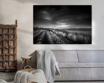 Skyline Den Bosch van Ruud Peters