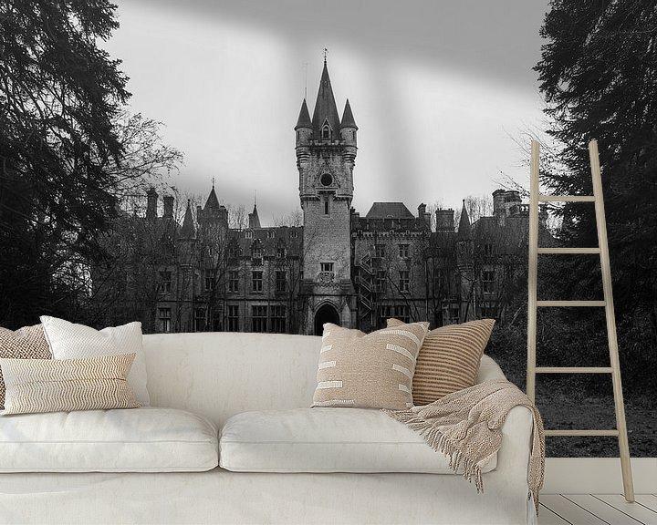Beispiel fototapete: Castle von Ben van Sambeek