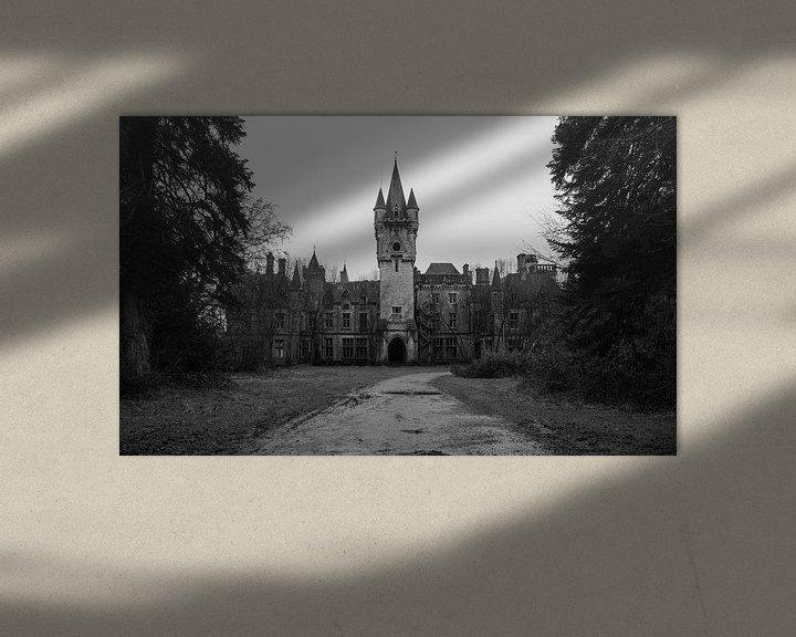 Beispiel: Castle von Ben van Sambeek