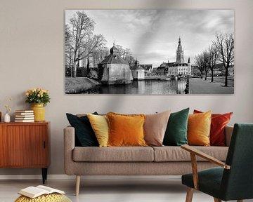Historisches Breda Spanjaardsgat