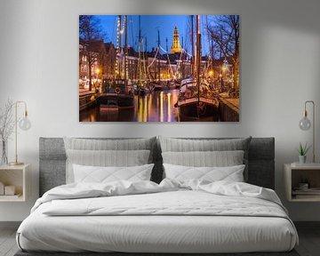 WinterWelVaart Groningen (Hoge der A) van Frenk Volt