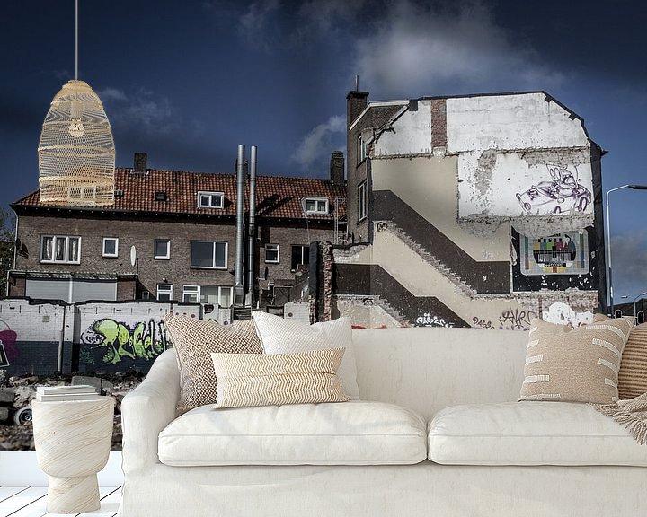 Impression: Sloop oude gebouwen sur Jasper Scheffers