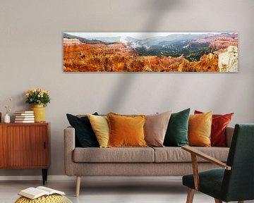 panorama bryce canyon van - FoTONgrafie -
