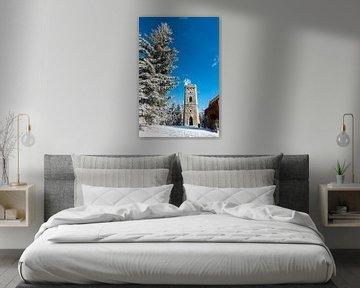 Winter im Riesengebirge bei Benecko sur Rico Ködder