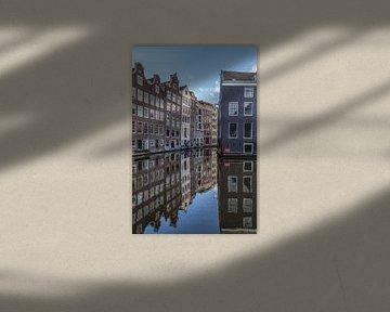 Oudezijds Voorburgwal en Zeedijk in Amsterdam - 6 van Tux Photography