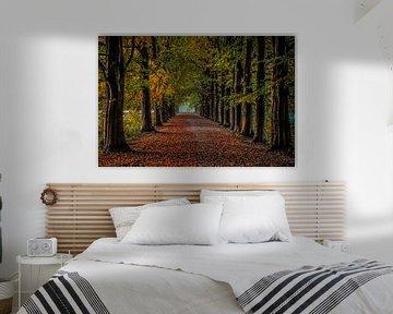 Herfst van Annemie Lauvenberg