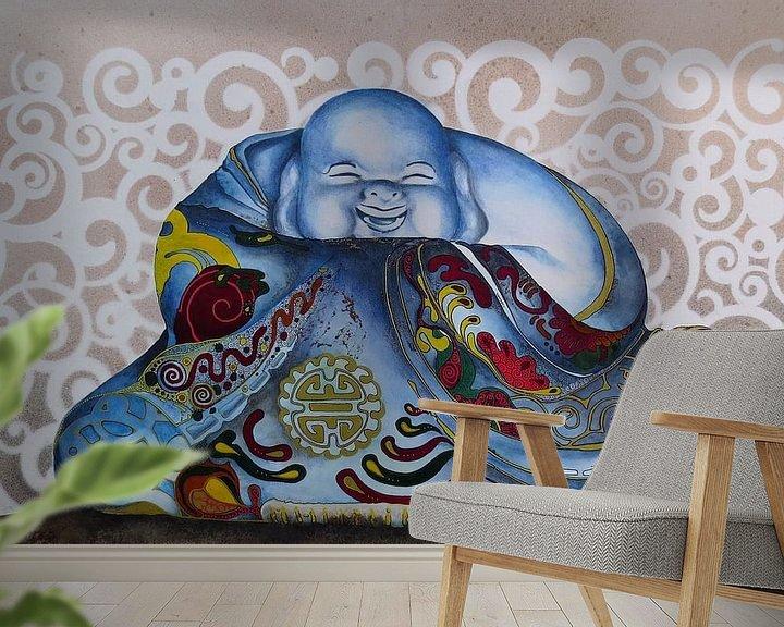 Impression: Happy Buddha sur Helma van der Zwan