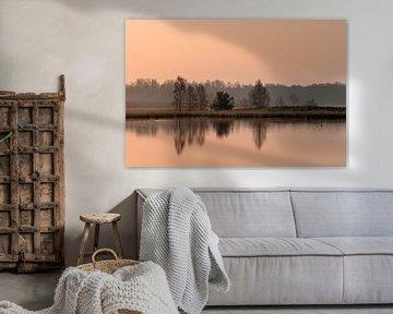 Morning Glow van William Mevissen