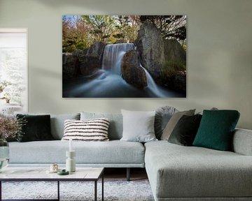 waterval  van Charelle Roeda