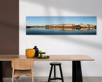Skyline Zutphen Nederland van Vladimir Fotografie