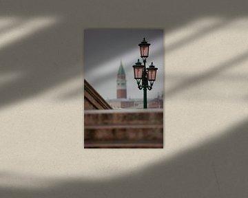 Venezianische Lampe