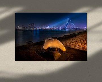 Kop Van Zuid Rotterdam van Peter Bolman