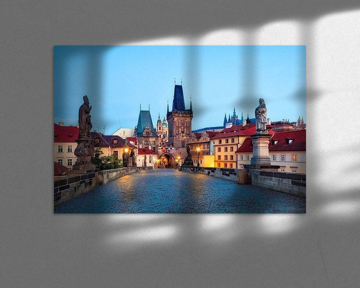 Sfeerimpressie: PRAGUE 01 van Tom Uhlenberg