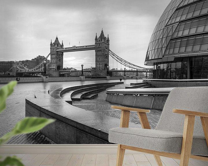 Beispiel fototapete: LONDON 04 von Tom Uhlenberg