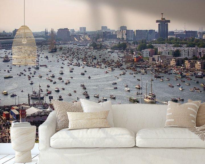 Impression: Sail Amsterdam Thank You Parade sur Remco Bosshard
