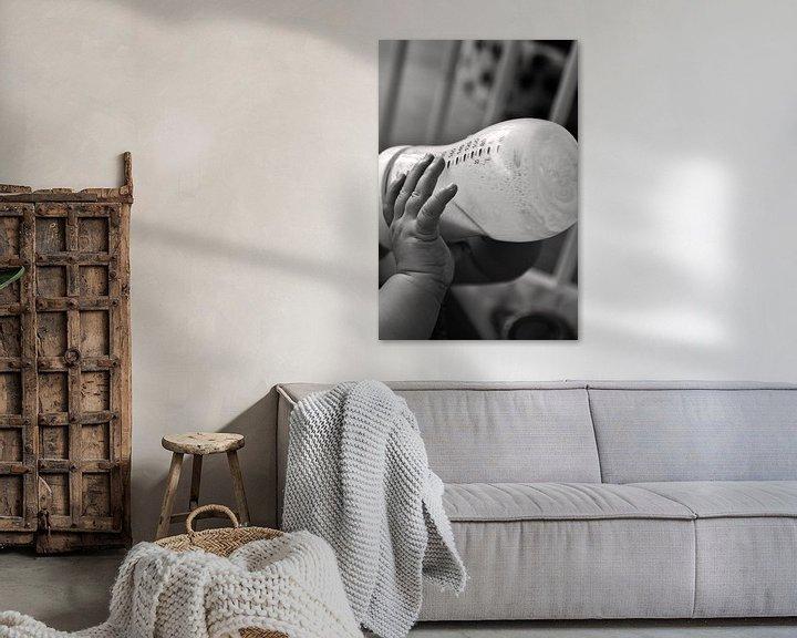 Beispiel: Melk flesje  von Agnes Meijer