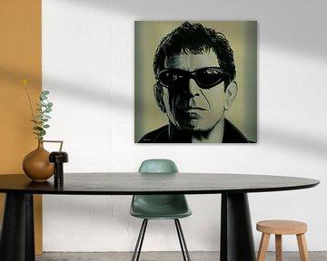 Lou Reed Schilderij von Paul Meijering