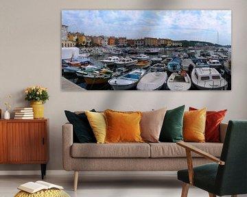 Panorama Rovinj (Croatë) von Sander Maas
