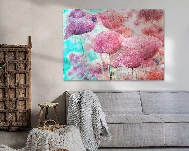 Sfeerimpressie: Poppies van Jacky Gerritsen