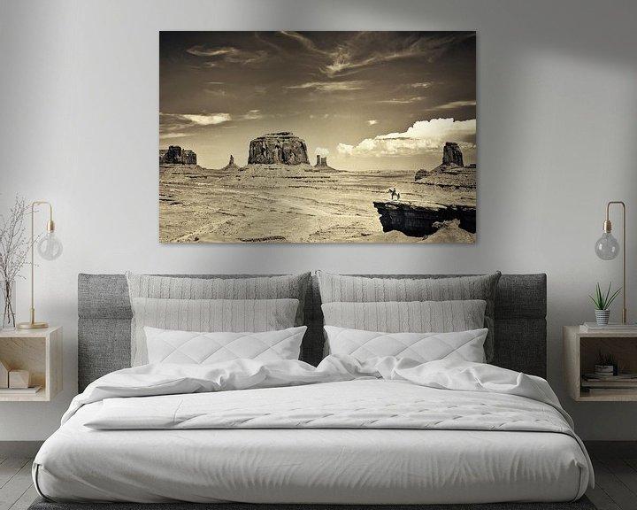 Impression: Monument Valley sur Peter Bongers