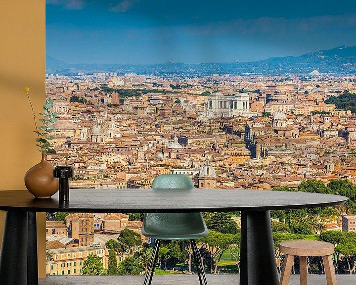 Beispiel fototapete: ROME 03 von Tom Uhlenberg
