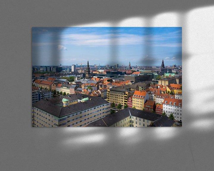 Sfeerimpressie: COPENHAGEN 03 van Tom Uhlenberg