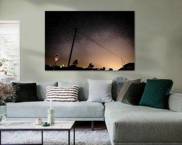 Portugese sterrenhemel von Sjoerd Mouissie