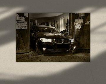 BMW E90 van Erich Werner
