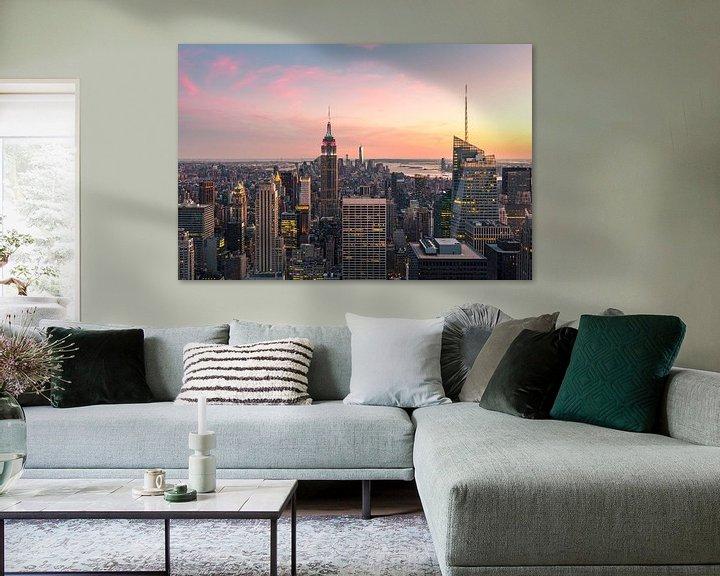 Sfeerimpressie: NEW YORK CITY 17 van Tom Uhlenberg