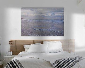 Het strand in al haar schoonheid van Willy Sybesma
