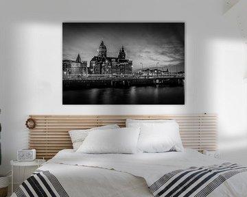 Prins Hendrikkade Amsterdam van Mario Calma