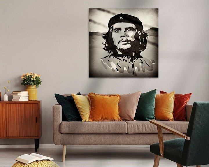 Sfeerimpressie: Che Guevara van Cor Ritmeester