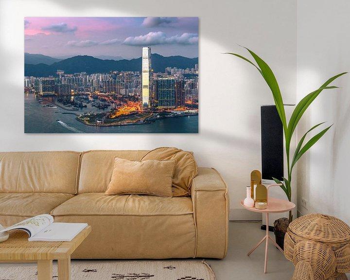 Sfeerimpressie: HONG KONG 17 van Tom Uhlenberg