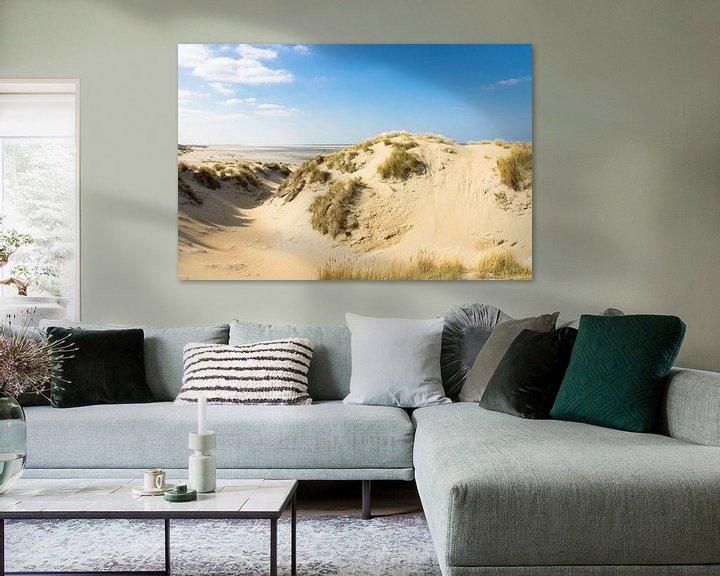 Sfeerimpressie: Duin en Strand van Michel van Kooten