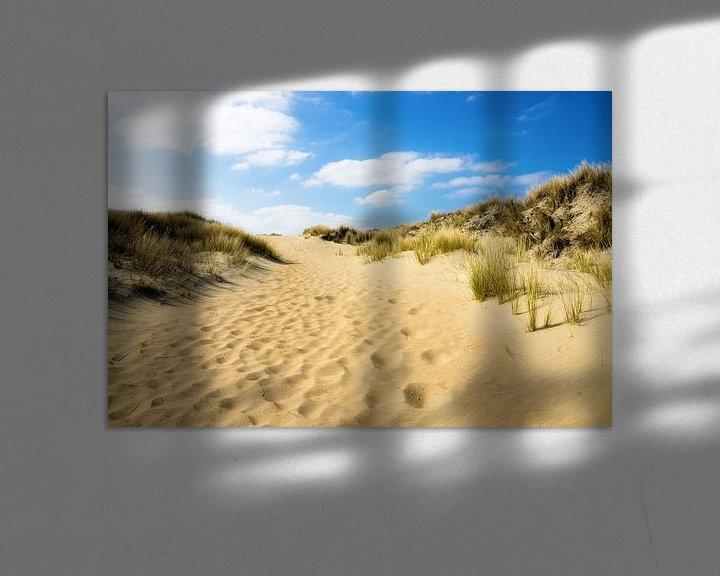 Sfeerimpressie: Duinen van Goeree van Michel van Kooten