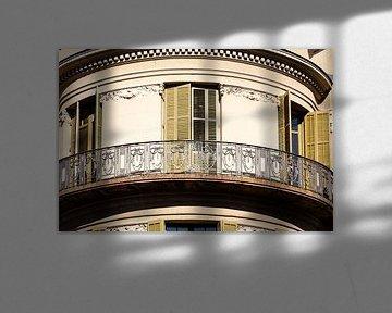 Balkon in Barcelona von Willy Sybesma