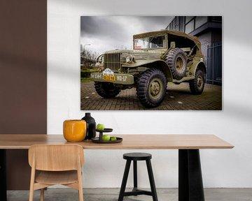 Jeep von Olaf Van Dijk