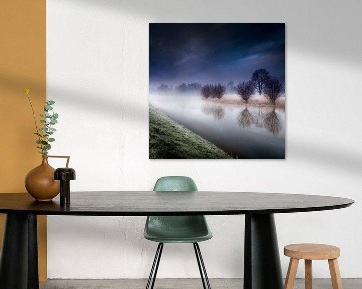 Sfeerimpressie: Reflection in color van Ruud Peters