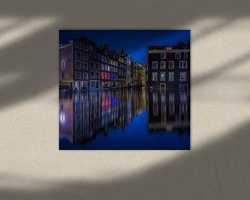 Red Light district Amsterdam van Mario Calma