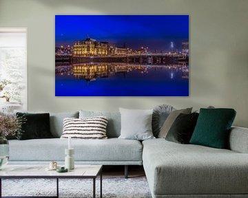 Victoria Hotel Amsterdam artist impressie. von Mario Calma
