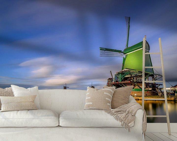Sfeerimpressie behang: The Green  Mill van Michiel Buijse