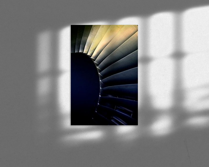 Sfeerimpressie: Start your engine  van Mirjam van der Linden