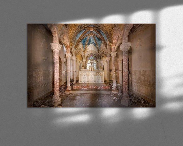 Beispiel: Kleine Kapelle, Frankreich von Roman Robroek