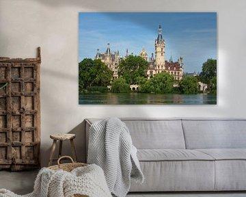 Schwerin : Das Schweriner Schloß van Torsten Krüger