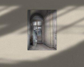 The door to nowhere von Monique Jouvenaar