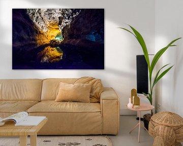 Lanzarote Cueva de Los Verdes von Jurgen Hermse