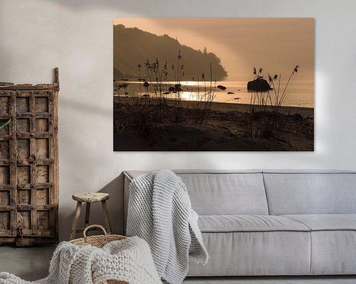 Beispiel: Die Ostseeküste auf der Insel Rügen von Rico Ködder
